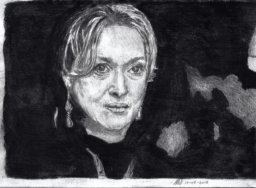 Meryl Streep por ABO